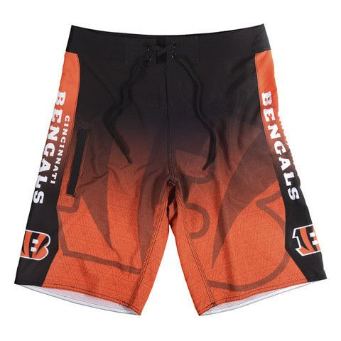 Cincinnati Bengals Official NFL Boardshorts