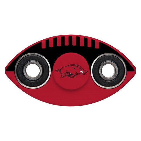 Arkansas Razorbacks NCAA Two Way Team Diztracto Spinnerz