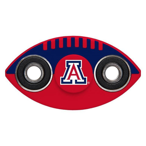 Arizona Wildcats NCAA Two Way Team Diztracto Spinnerz