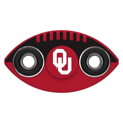 Oklahoma Sooners NCAA Two Way Team Diztracto Spinnerz