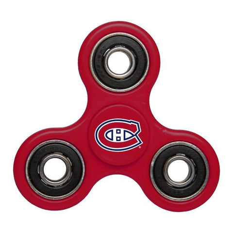 Montreal Canadiens NHL Hockey Three Way Diztracto Spinnerz