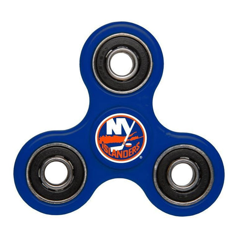 New York Islanders NHL Hockey Three Way Diztracto Spinnerz