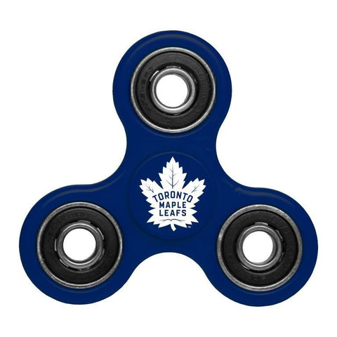 Toronto Maple Leafs NHL Hockey Three Way Diztracto Spinnerz