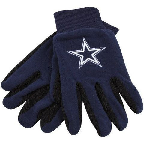 Dallas Cowboys NFL Team Logo Utility Gloves