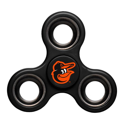 Baltimore Orioles MLB Baseball Three Way Team Diztracto Spinnerz