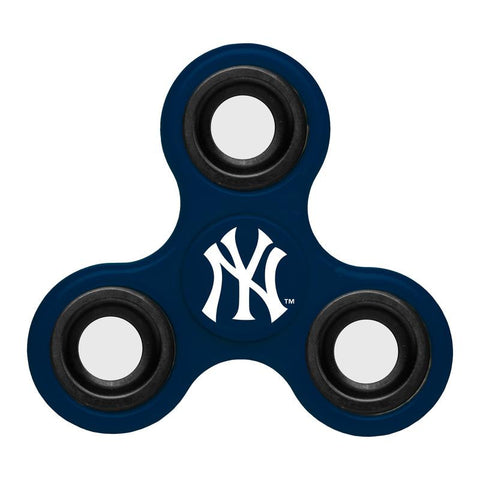 New York Yankees MLB Baseball Three Way Team Diztracto Spinnerz