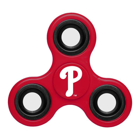 Philadelphia Phillies MLB Baseball Three Way Team Diztracto Spinnerz