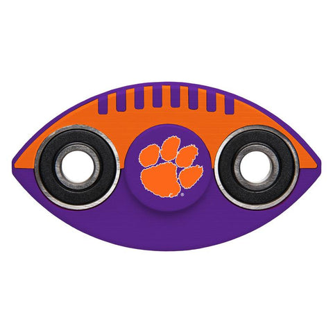 Clemson Tigers NCAA Two Way Team Diztracto Spinnerz