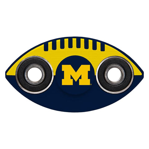 Michigan Wolverines NCAA Two Way Team Diztracto Spinnerz