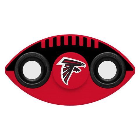 Atlanta Falcons NFL Football Two Way Team Diztracto Spinnerz