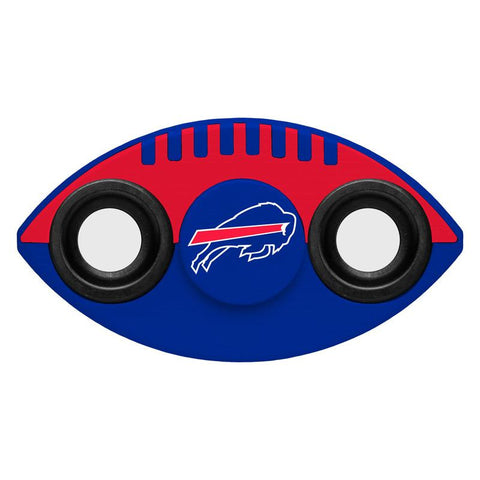 Buffalo Bills NFL Football Two Way Team Diztracto Spinnerz