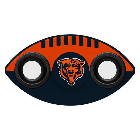 Chicago Bears NFL Football Two Way Team Diztracto Spinnerz
