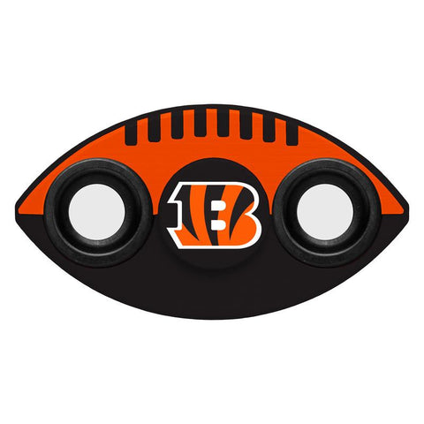 Cincinnati Bengals NFL Football Two Way Team Diztracto Spinnerz