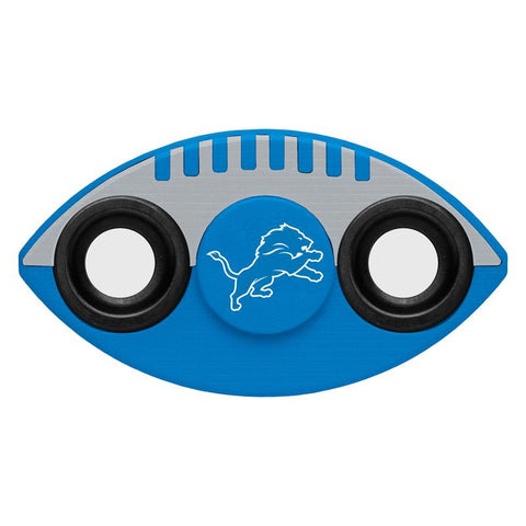 Detroit Lions NFL Football Two Way Team Diztracto Spinnerz