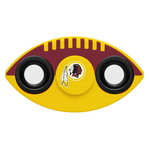 Washington Redskins NFL Football Two Way Team Diztracto Spinnerz