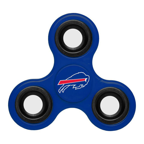 Buffalo Bills NFL Football Three Way Team Diztracto Spinnerz