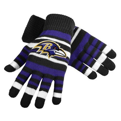Baltimore Ravens Official NFL Stretch Glove