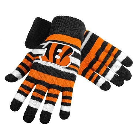 Cincinnati Bengals Official NFL Stretch Glove