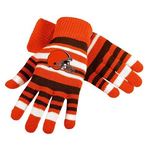 Cleveland Browns Official NFL Stretch Glove