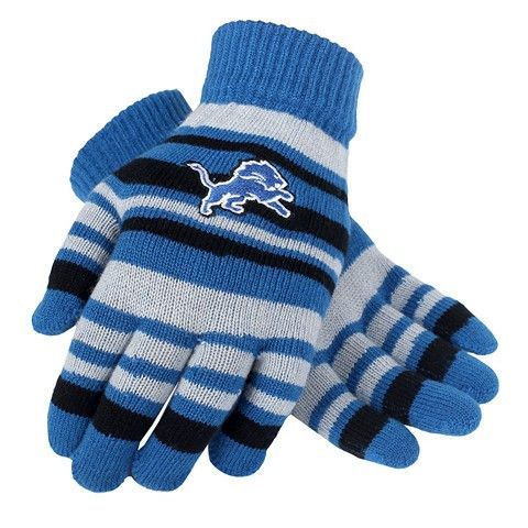 Detroit Lions Official NFL Stretch Glove