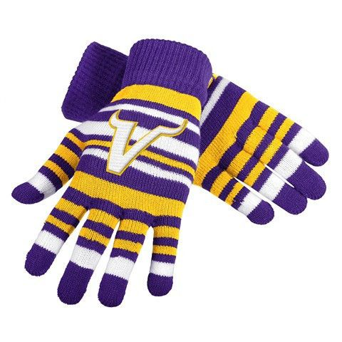 Minnesota Vikings Official NFL Stretch Glove