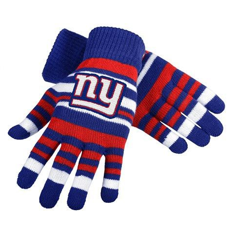 New York Giants Official NFL Stretch Glove