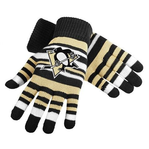 Pittsburgh Penguins Official NHL Stretch Glove