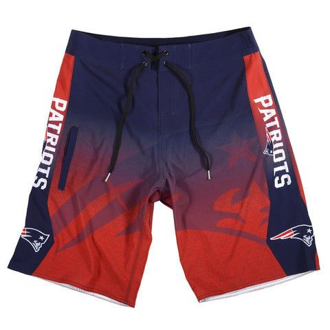 New England Patriots Official NFL Board Shorts