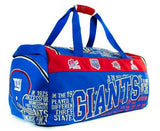 New York Giants Historic NFL Duffle Bag