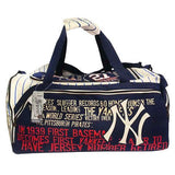 New York Yankees Historic MLB Duffle Bag