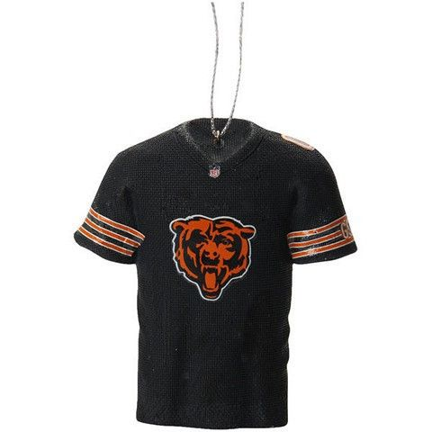 Chicago Bears Official NFL Resin Jersey Ornament