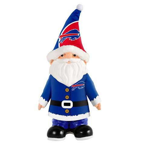 Buffalo Bills NFL Santa Gnome
