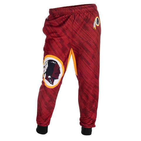 Washington Redskins Official NFL Men's Jogger Pants By Klew
