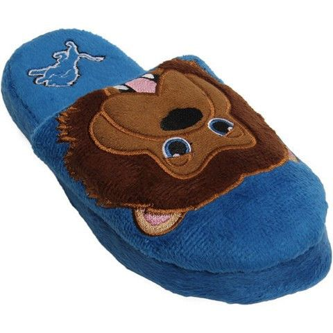 Detroit Lions Official NFL Youth 8-16 Mascot Slide Slippers