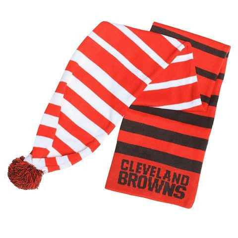 Cleveland Browns 2015 NFL Wrap Scarf