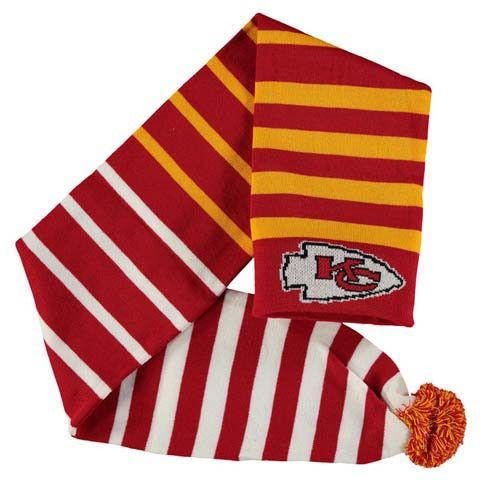 Kansas City Chiefs 2015 NFL Wrap Scarf