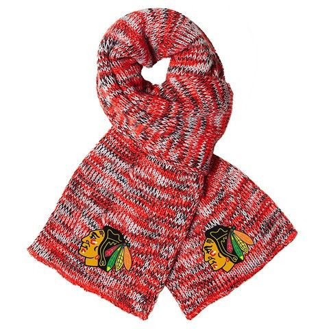 Chicago Blackhawks Official NHL Peak Scarf