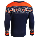 Denver Broncos Official NFL Super Bowl 50 Champions Ugly Sweater by Klew