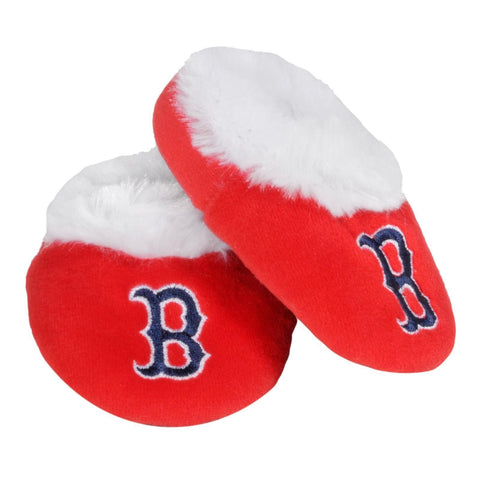 Boston Red Sox Official MLB Baby Bootie Slippers