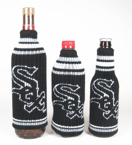 Chicago White Sox Official MLB Krazy Kovers Stretchy Woolie Bottle Cooler