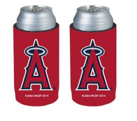 Los Angeles Angels Official MLB Ultra Slim Can Drink Beer Holder