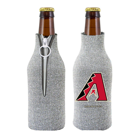 Arizona Diamondbacks Official MLB Licensed Glitter Bottle Cooler Huggie