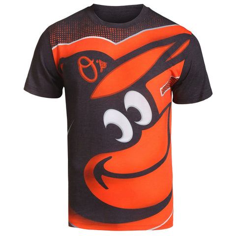 Baltimore Orioles Official MLB Big Logo T-Shirt