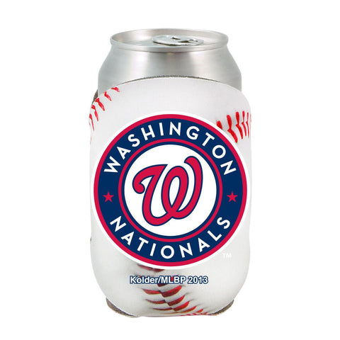 Washington Nationals Official MLB Baseball Coolie Can