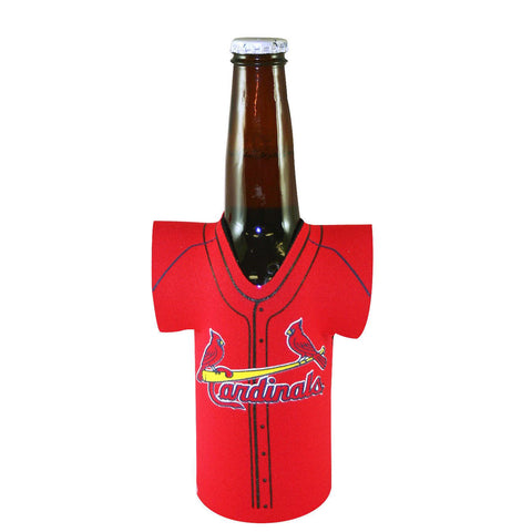 St Louis Cardinals Official MLB  Bottle Jersey Cooler
