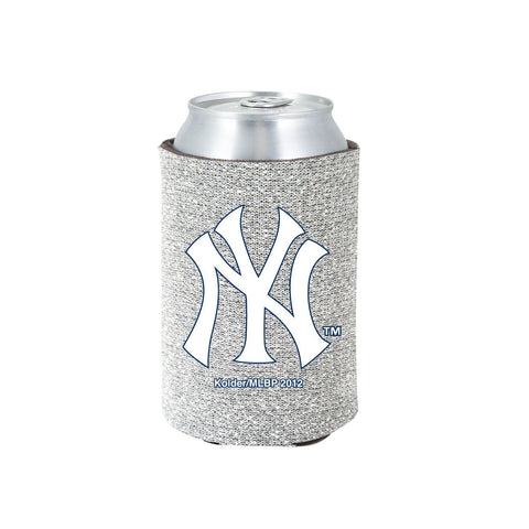 New York Yankees Official MLB Glitter Can Collapsable Beer Holders