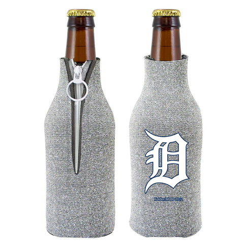 Detroit Tigers Official MLB Licensed Glitter Bottle Cooler Huggie