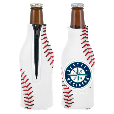 Seattle Mariners Official MLB Baseball Coolie Bottle