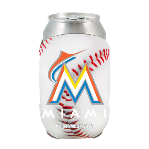 Miami Marlins Official MLB Baseball Coolie Can