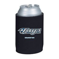 Toronto Blue Jays Official MLB Beer Can Collapsible Holder Neoprene Cooler